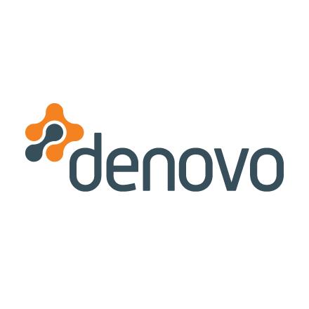 Denovo-Logo branding