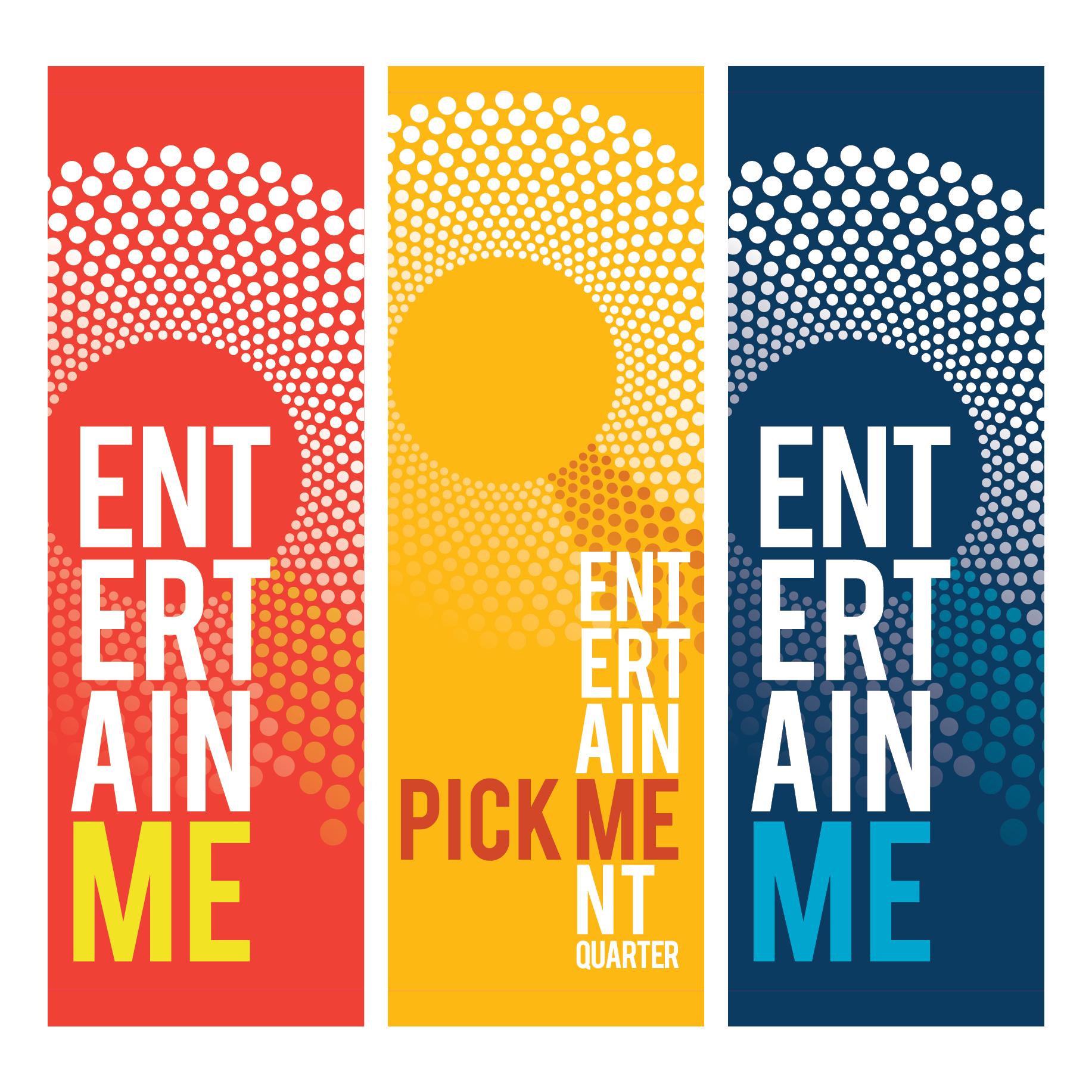 entertainme signage