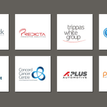 Logo Development for Various Companies