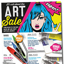 June-Art-Sale-Brochure-220x220 print design