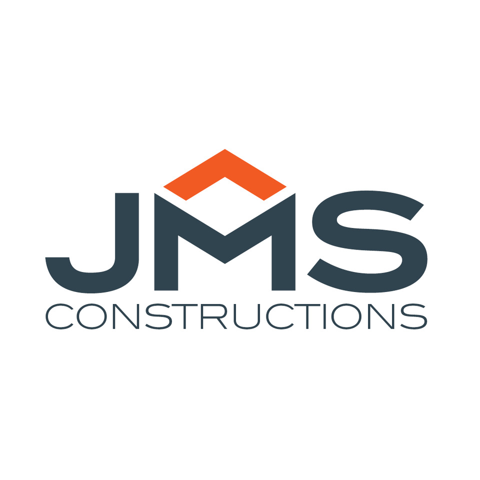 Logo Design, JMS, Constructions, Building, Construction, Renovations, Sydney
