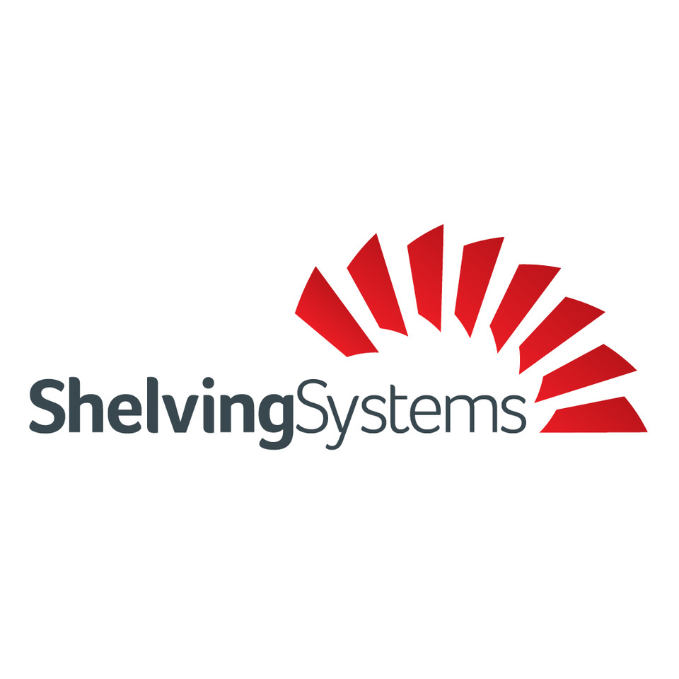 Logo Design, Shelving, Systems